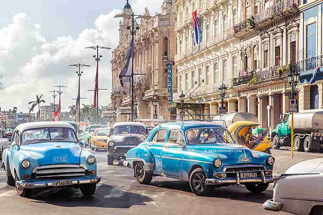 The Travel Ban On Cuba