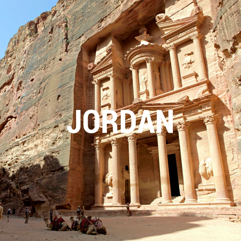 Jordan Off The Beaten Path Travel Guide