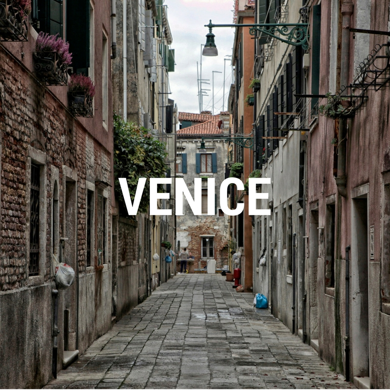 Venice Off The Beaten Path Travel Guide