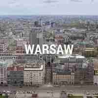 Warsaw Off The Beaten Path Travel Guide